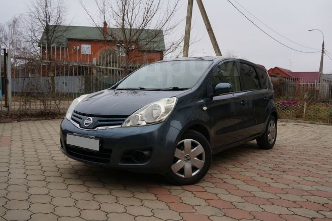 Nissan Note, 2011 год, 375 000 руб.