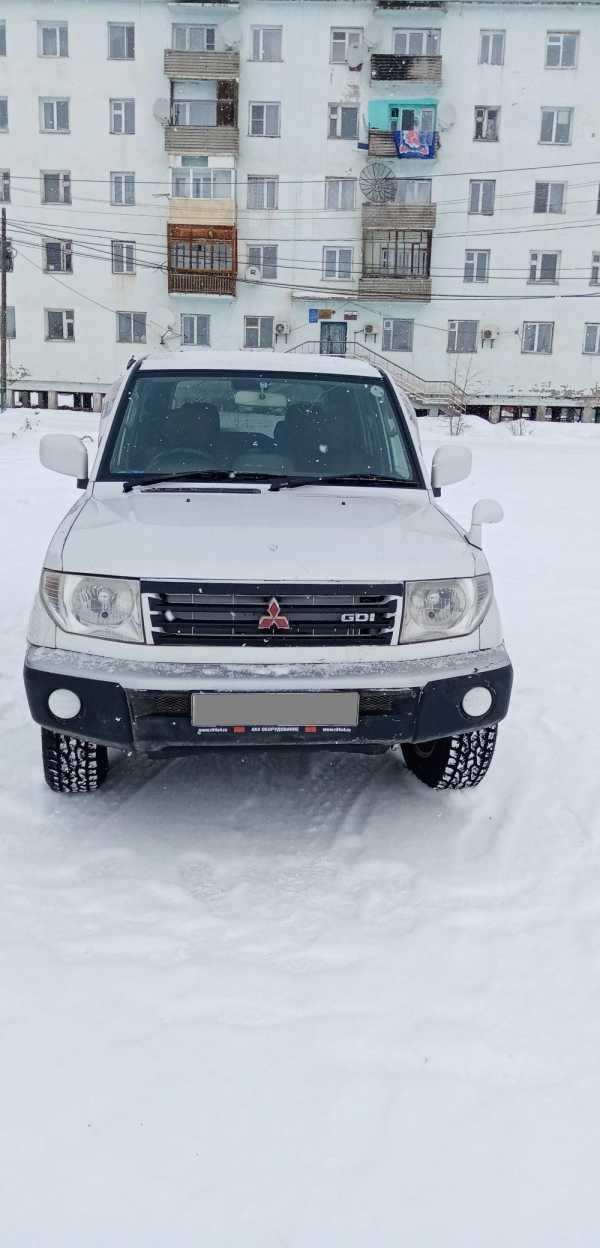 Mitsubishi Pajero iO, 1997 год, 250 000 руб.