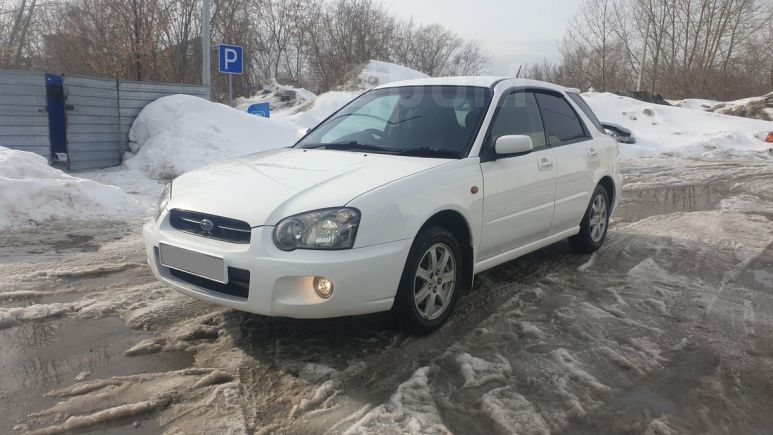 Subaru Impreza, 2004 год, 260 000 руб.