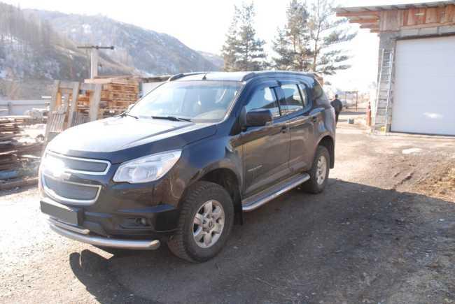 Chevrolet TrailBlazer, 2013 год, 950 000 руб.