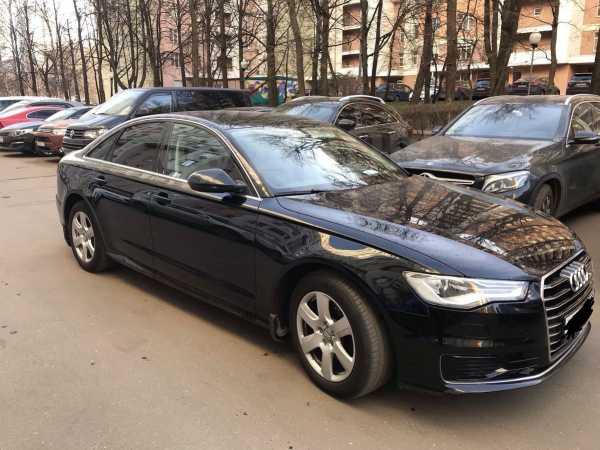 Audi A6, 2015 год, 1 390 000 руб.