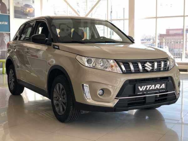 Suzuki Vitara, 2020 год, 1 569 990 руб.