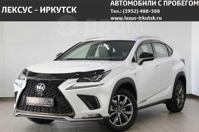 Lexus NX300, 2019 год, 3 250 000 руб.
