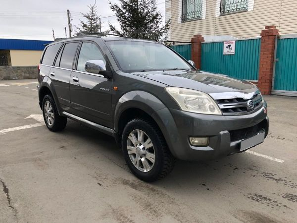 Great Wall Hover, 2008 год, 370 000 руб.