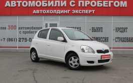 Краснодар Vitz 2003