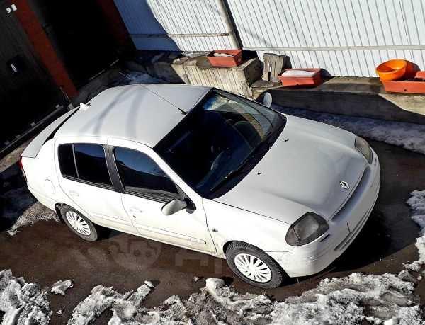 Renault Clio, 2000 год, 109 000 руб.