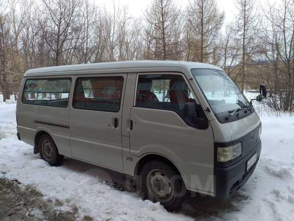 Mazda Bongo Brawny, 2000 год, 350 000 руб.