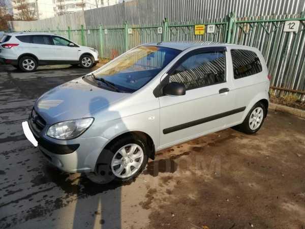 Hyundai Getz, 2010 год, 235 000 руб.