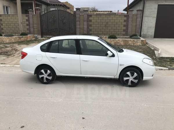 Renault Symbol, 2010 год, 219 000 руб.