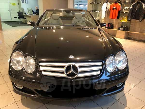 Mercedes-Benz SL-Class, 2006 год, 1 150 000 руб.
