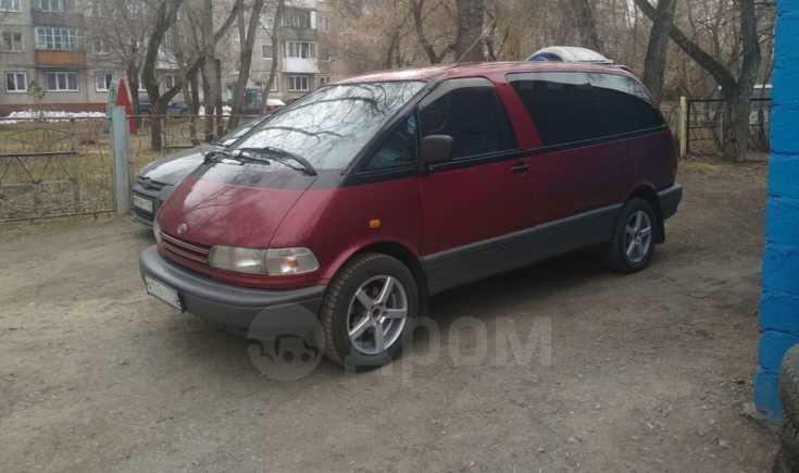 Toyota Previa, 1992 год, 200 000 руб.