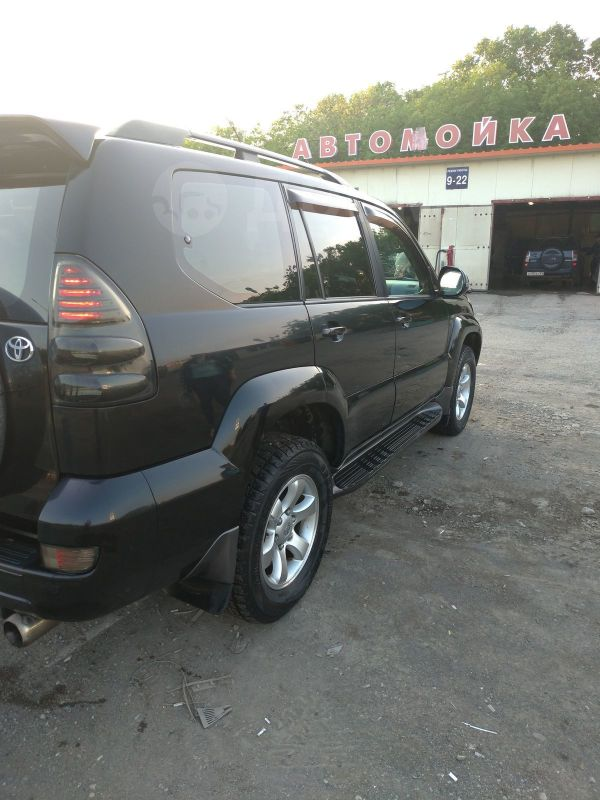 Toyota Land Cruiser Prado, 2008 год, 1 430 000 руб.