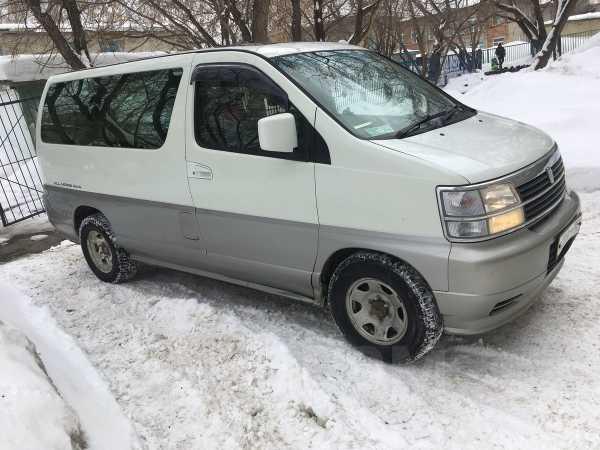 Nissan Elgrand, 1999 год, 410 000 руб.