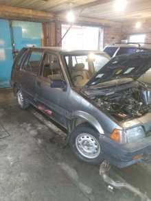 Верх-Ирмень Civic 1985