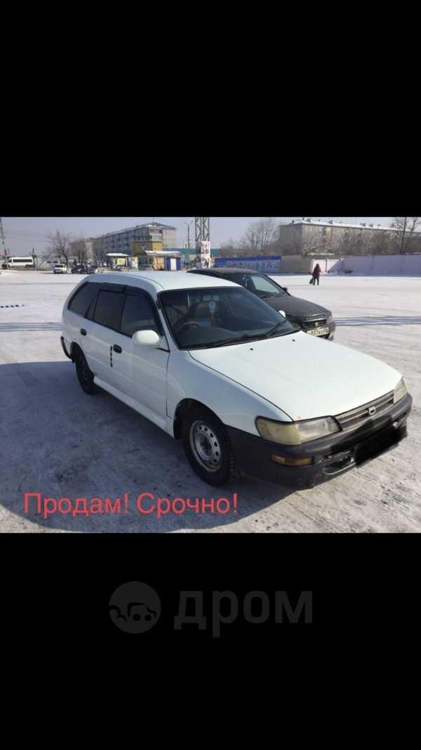Toyota Corolla, 1997 год, 106 000 руб.