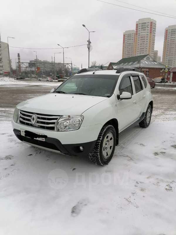 Renault Duster, 2013 год, 495 000 руб.