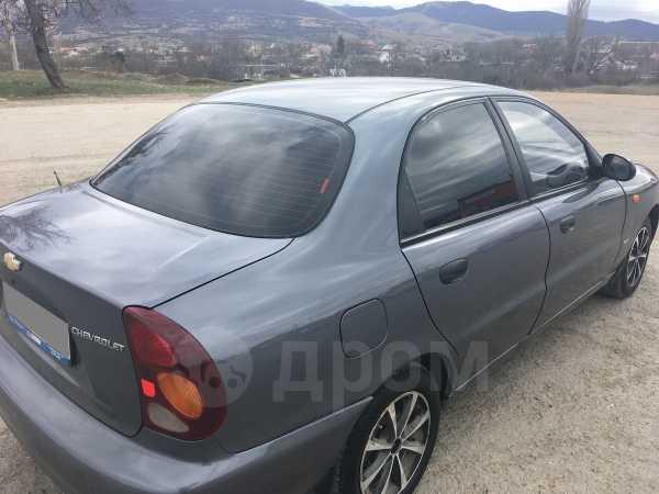 Chevrolet Lanos, 2008 год, 150 500 руб.