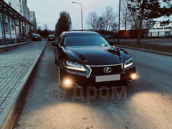 Lexus GS450h, 2012 год, 1 570 000 руб.