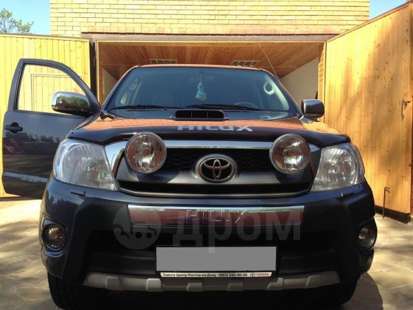 Toyota Hilux Pick Up, 2011 год, 1 400 000 руб.