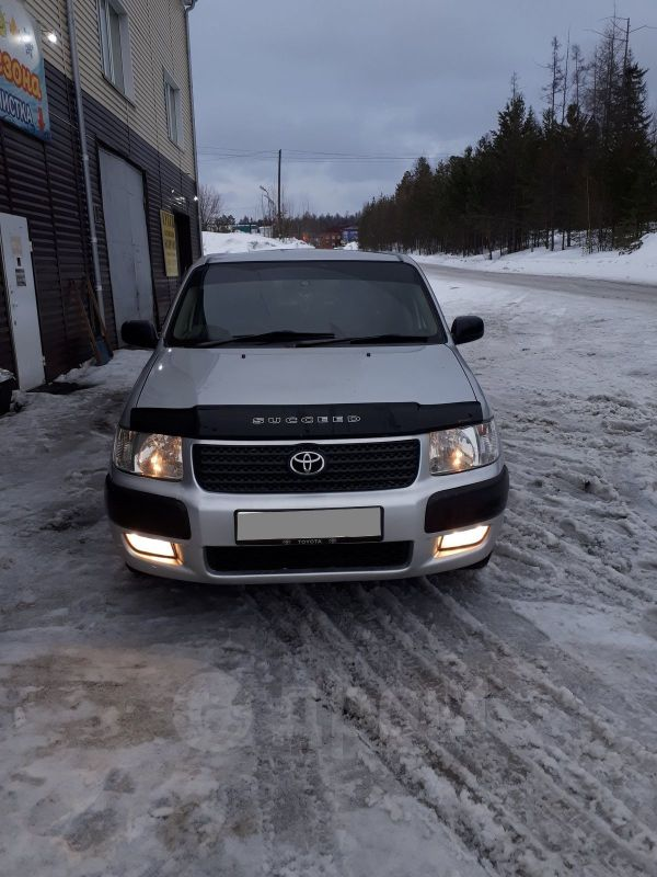 Toyota Succeed, 2002 год, 270 000 руб.