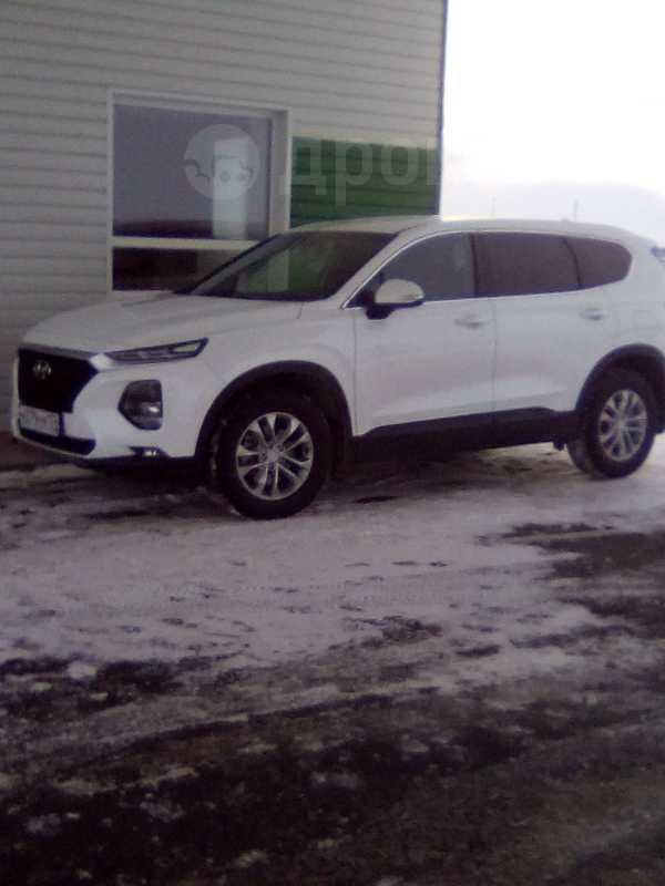 Hyundai Santa Fe, 2019 год, 1 900 000 руб.