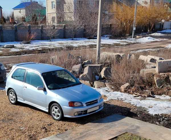 Toyota Starlet, 1997 год, 133 000 руб.