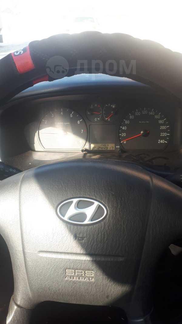 Hyundai Sonata, 2008 год, 200 000 руб.
