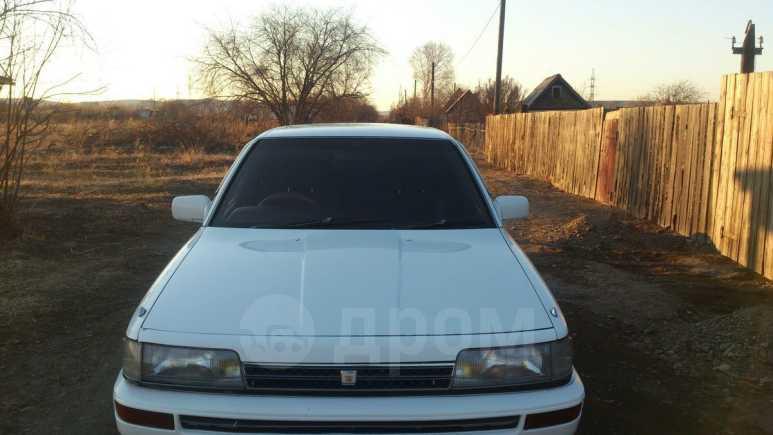 Toyota Camry, 1990 год, 235 000 руб.