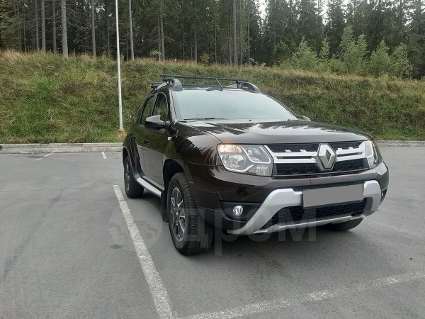 Renault Duster, 2019 год, 1 050 000 руб.