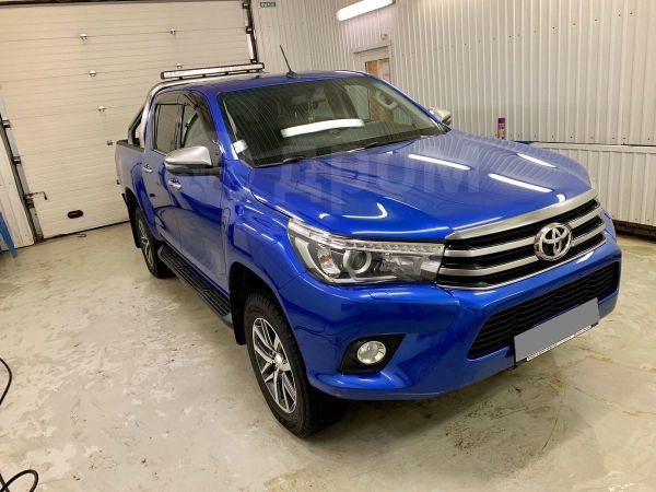 Toyota Hilux Pick Up, 2018 год, 2 680 000 руб.