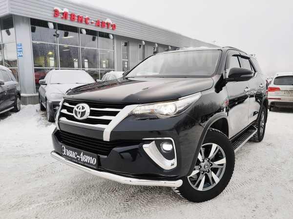 Toyota Fortuner, 2017 год, 2 599 000 руб.