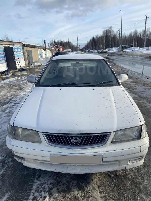 Nissan Sunny, 1998 год, 50 000 руб.