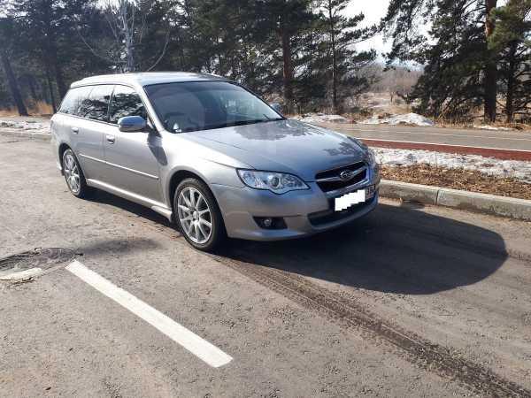 Subaru Legacy, 2007 год, 630 000 руб.