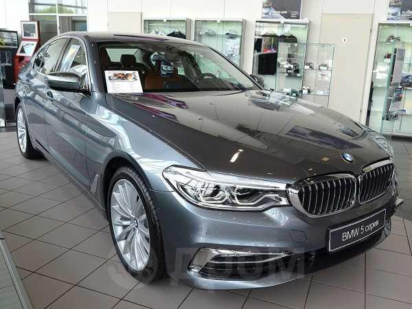 BMW 5-Series, 2020 год, 4 200 000 руб.