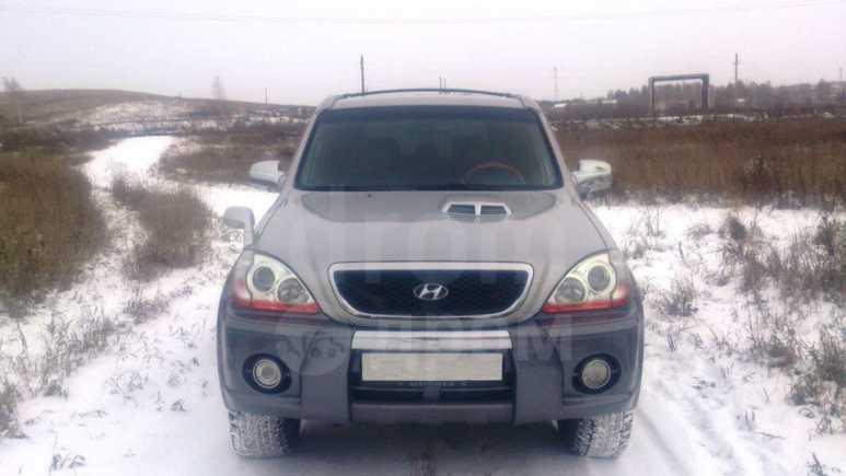 Hyundai Terracan, 2003 год, 455 000 руб.