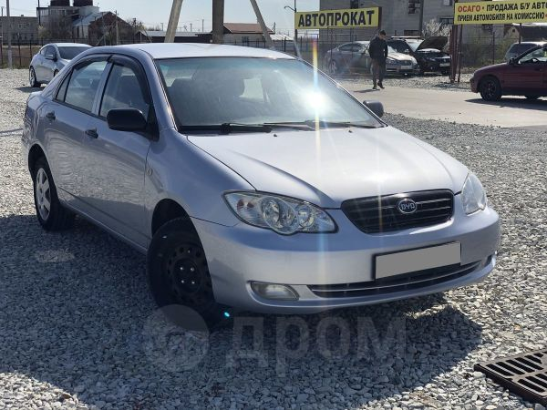 BYD F3, 2012 год, 240 000 руб.