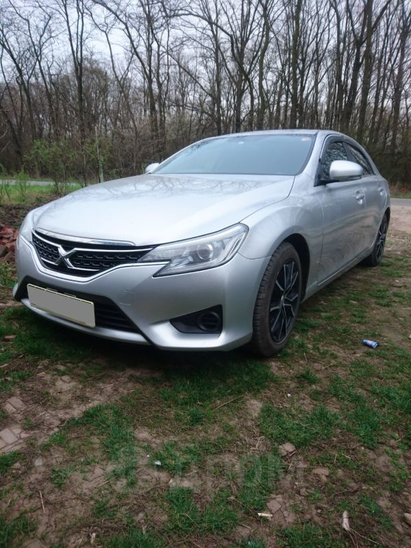 Toyota Mark X, 2013 год, 1 050 000 руб.