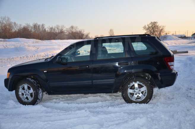 Jeep Grand Cherokee, 2007 год, 680 000 руб.