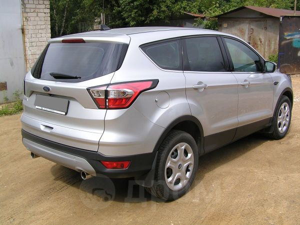 Ford Kuga, 2018 год, 1 250 000 руб.