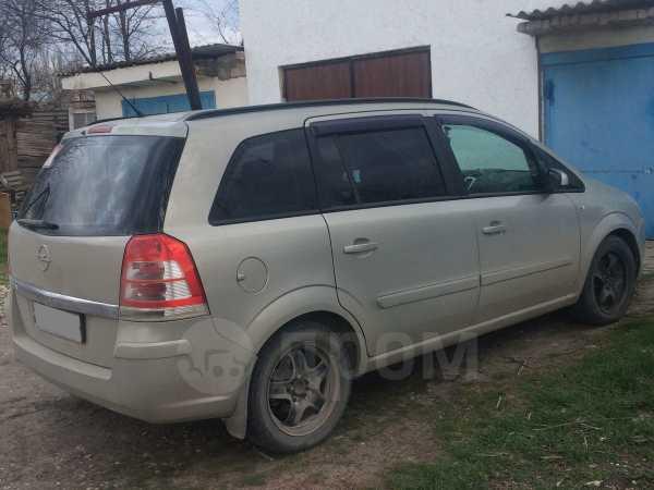 Opel Zafira, 2008 год, 375 000 руб.