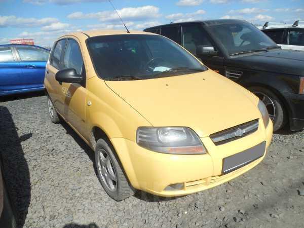 Chevrolet Aveo, 2007 год, 173 000 руб.