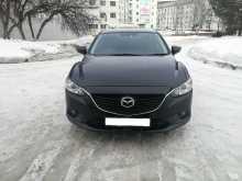 Красноярск Atenza 2012