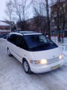 Омск Previa 1990