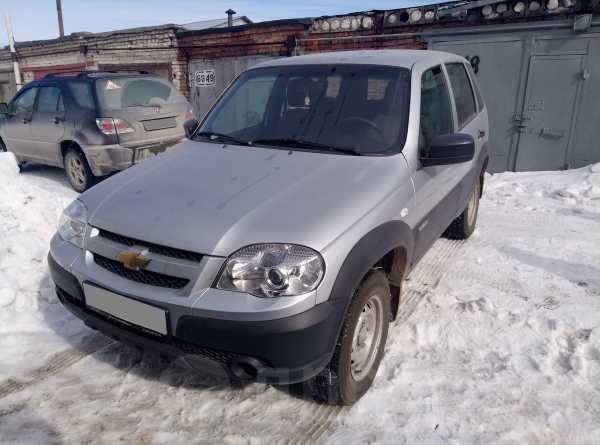 Chevrolet Niva, 2018 год, 620 000 руб.
