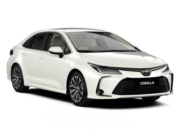 Toyota Corolla, 2020 год, 1 676 000 руб.
