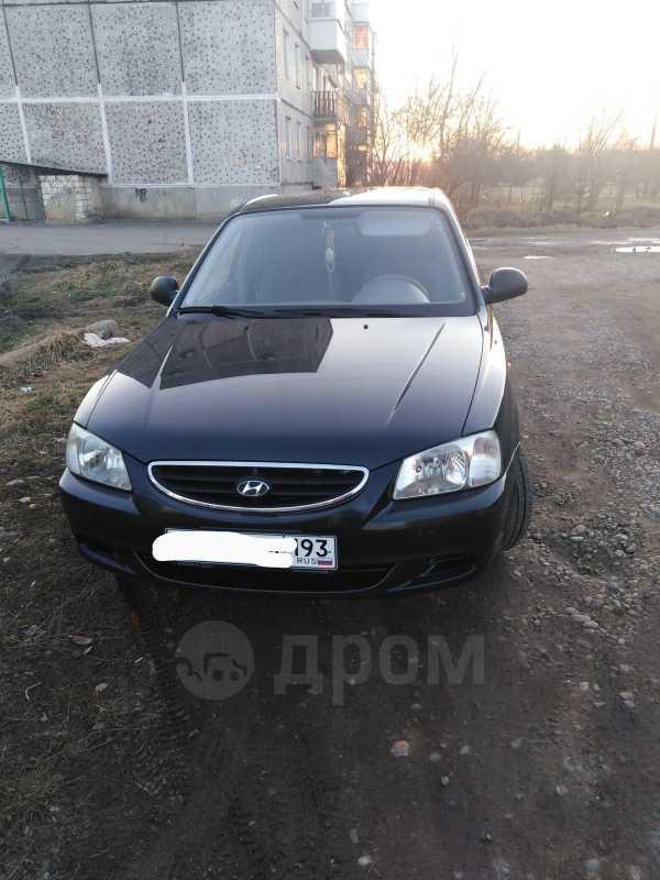 Hyundai Accent, 2007 год, 280 000 руб.