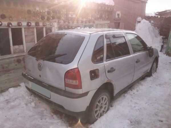 Volkswagen Pointer, 2005 год, 75 000 руб.