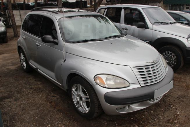 Chrysler PT Cruiser, 2000 год, 210 000 руб.