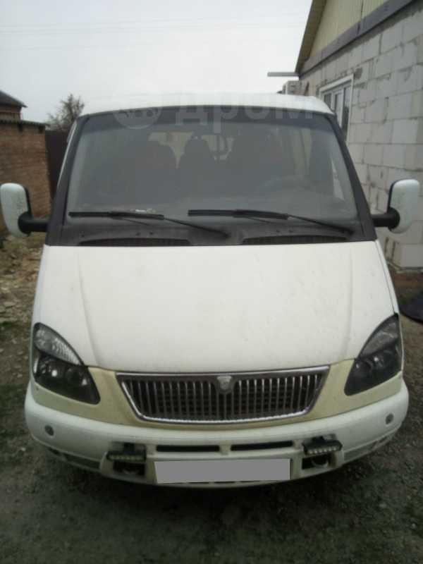 ГАЗ 2217, 2003 год, 168 000 руб.