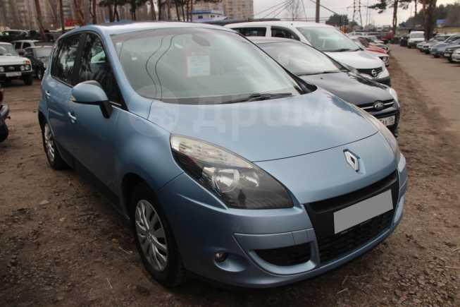 Renault Scenic, 2009 год, 390 000 руб.